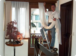 Curtain Cleaning Weybridge