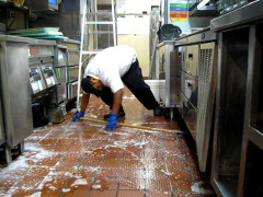 Restaurant Cleaning Weybridge
